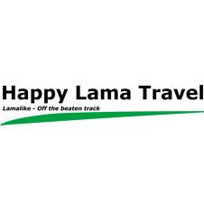 Happylamatravel Reference Logo