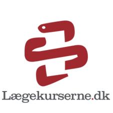 Lægekurserne Reference Logo